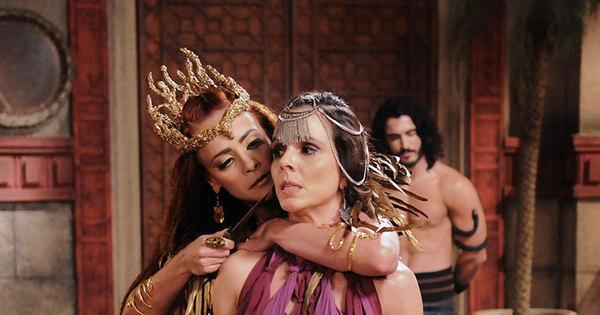 Kalesi ameaça Raabe e avisa que prostituta deverá impressionar ...