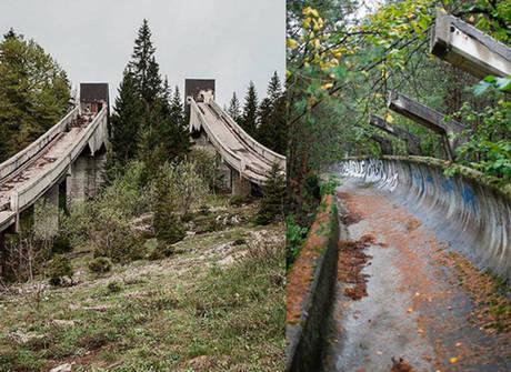 Fotos: instalações de Olimpíadas passadas viram cidades-fantasma