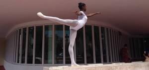 Bailarina brasileira faz sucesso nos Estados Unidos