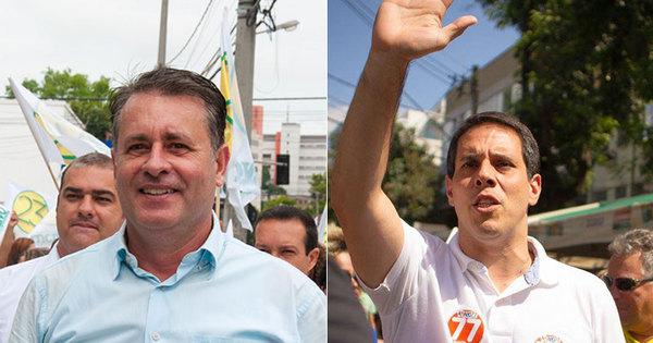Luciano Rezende e Amaro Neto fazem 2º turno em Vitória ( ES ...