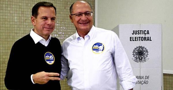 Alckmin 'elege' prefeitos das principais cidades - Eleições 2016 - R7 ...