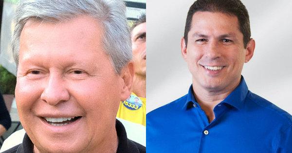 Artur Neto e Marcelo Ramos vão disputar o segundo turno em Manaus