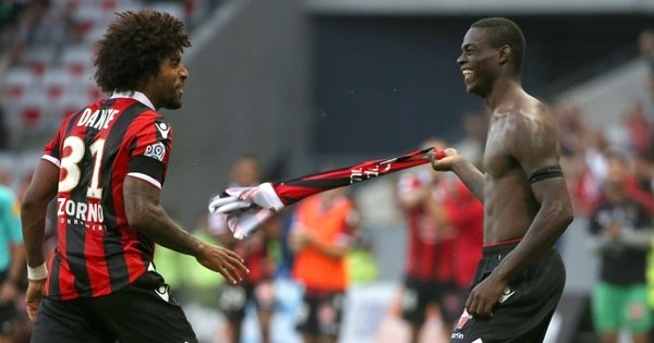Balotelli é herói e vilão em vitória que termina com Nice na ...