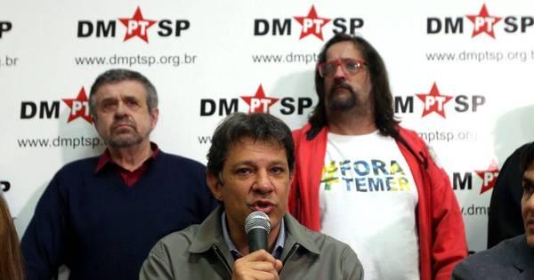 Haddad tem pior votação do PT em São Paulo - Eleições 2016 - R7 ...