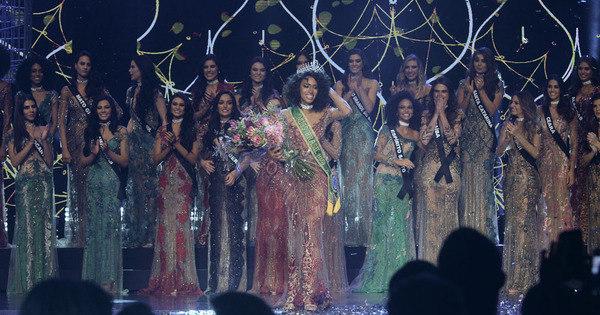 Representante do Paraná, Raissa Santana é eleita a Miss Brasil 2016