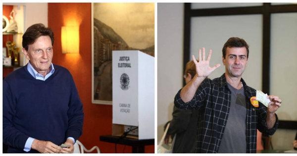 Eleições 2016: Rio terá 2º turno entre Crivella e Freixo - Eleições ...