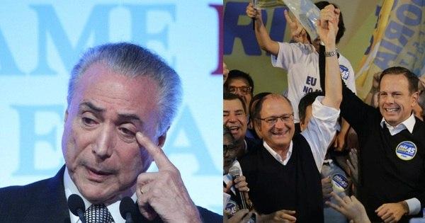 Eleições 2016 colocam os aliados PMDB e PSDB em rota de colisão