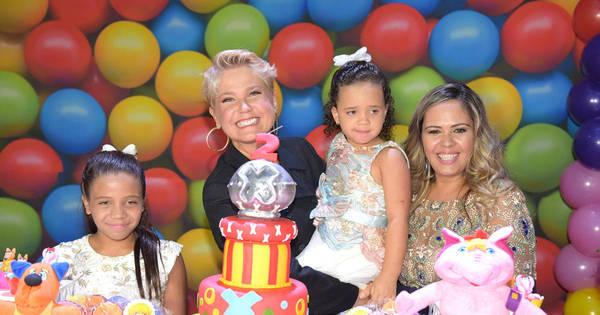 Xuxa comemora sucesso de dois anos da Casa X de Uberlândia ...
