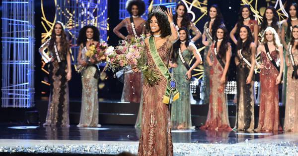 Raissa Santana: representante do Paraná é eleita Miss Brasil 2016 ...