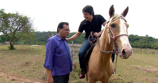Maravilhosa! Espie fotos exclusivas da fazenda milionária do cantor ...