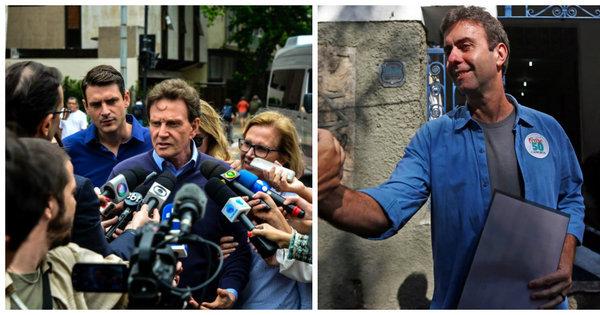 Ibope: Crivella tem 61% e Freixo, 39% dos votos válidos - Eleições ...