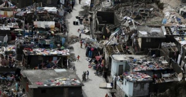 Número de mortos após furacão Matthew passa de 840 no Haiti ...