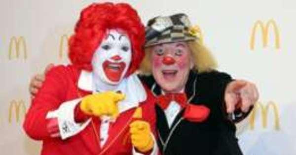 Onda de 'palhaços assustadores' faz McDonald's limitar aparições ...