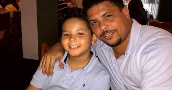Conheça o filho de Ronaldo e outras crianças que lutaram pelo ...
