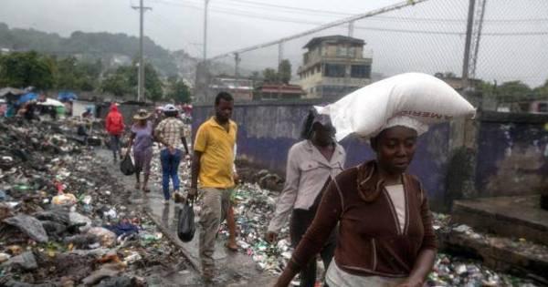 Haiti é o país com maior número de mortes por catástrofes naturais ...