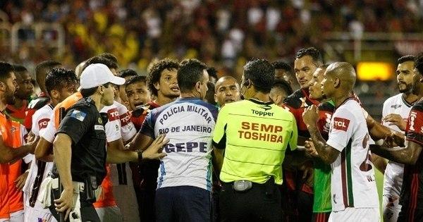 """Fluminense publica nota se defendendo da fama de """"clube do ..."""
