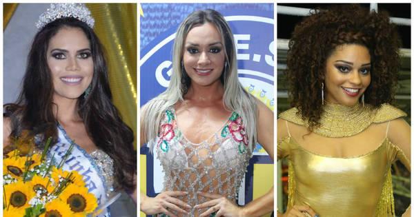 Daniela Albuquerque, Juju Salimeni e Juliana Alves arrasam em ...
