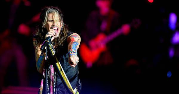 Aerosmith toca em São Paulo para 50 mil pessoas e embala casais ...