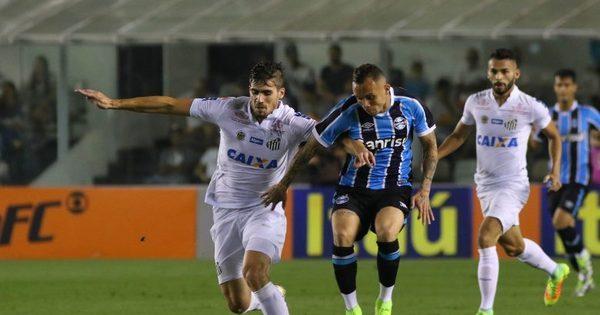 Santos empata com o Grêmio na Vila Belmiro e perde chance de ...
