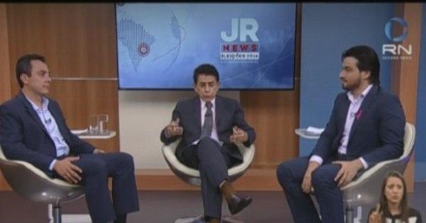 Candidatos à prefeitura de Guarulhos trocam farpas em debate na ...
