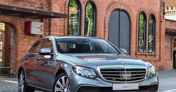 Mercedes-Benz lança novo Classe E a partir de R$ 309.900 ...
