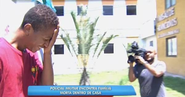 Polícia encontra suspeito de assassinar família de PM na baixada ...