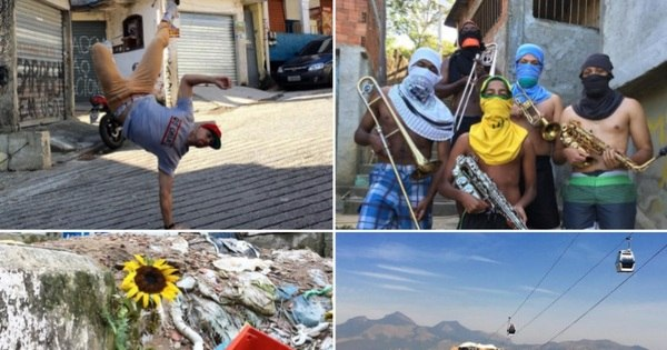 Projeto propõe que moradores fotografem cotidiano das favelas ...