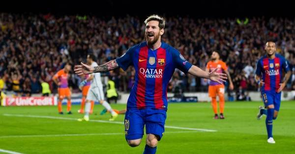 Messi dá show, Neymar deixa o seu e Barça atropela o City no ...