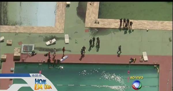 Corpo é encontrado dentro de piscina do Clube da Portuguesa ...