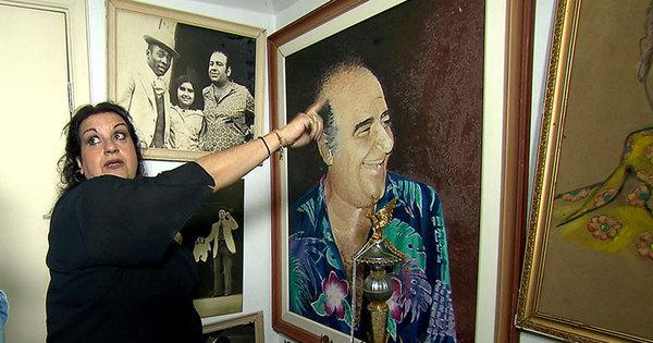 Filha do apresentador Bolinha revela que precisou vender imóveis ...