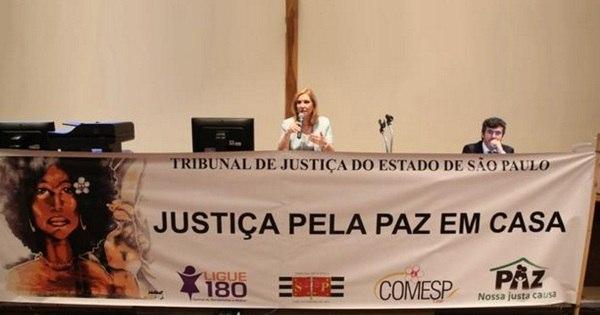 Justiça de SP encaminha acusados de agredir mulheres a grupo de ...