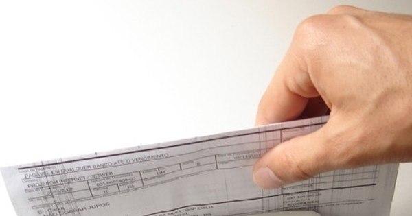 Boletos vencidos poderão ser pagos em qualquer agência bancária ...