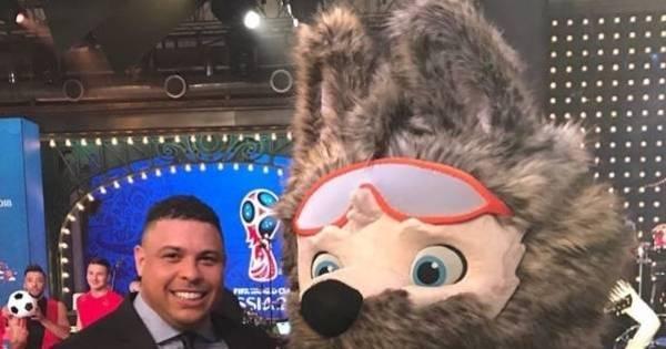 Fifa apresenta o lobo Zabivaka como mascote para a Copa do ...