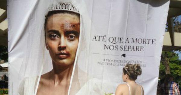 Em média, mulheres sofrem violência por nove anos antes de fazer ...