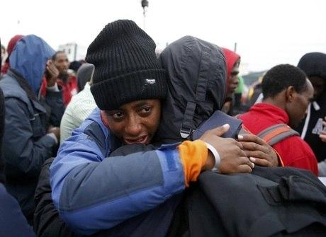Representante da Anistia fala<br />sobre os refugiados de Calais