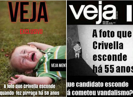 Revista Veja vira piada na internet após matéria sobre Crivella