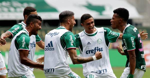Palmeiras aumenta vantagem e tem 90% de chance de ser ...