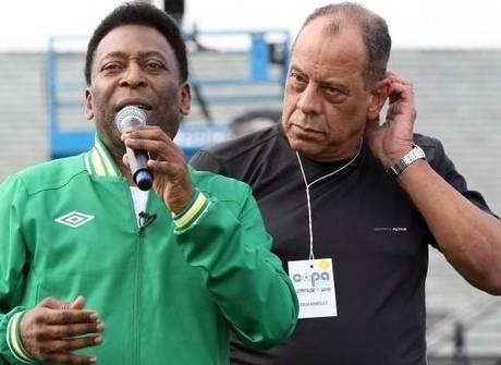 Capitão do tri, Carlos Alberto Torres dava bronca até em Pelé