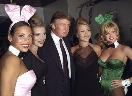 Donald Trump é acusado de<br />dar &quot;festas regadas a cocaína&quot;