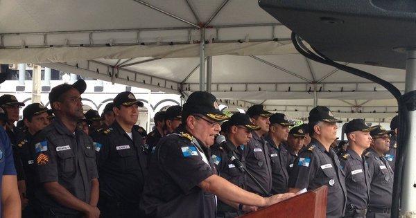 Novo comandante da Polícia Militar toma posse no Rio - Notícias ...