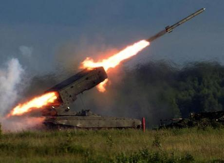 Rússia exibe arma mais poderosa do que a bomba de Hiroshima