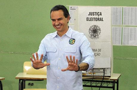 Resultado de imagem para Marquinhos Trad (PSD) eleito prefeito