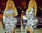 Kim Kardashian africana faz fortuna graças ao bumbum gigante