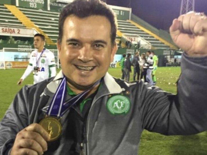 Marcio Bestene KouryPosição: MédicoPerfil: Nascido no Acre, Marcio tinha 44 anos