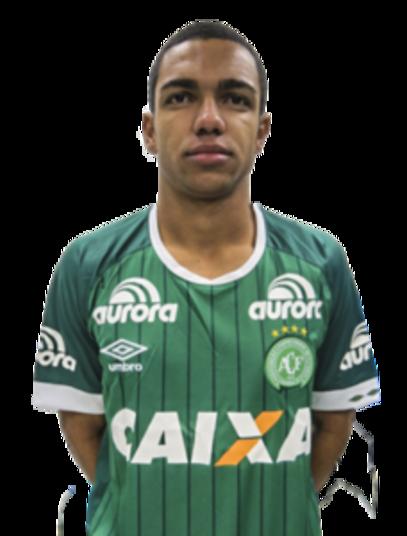 TiaguinhoPosição: AtacantePerfil:Tiago Da Rocha Vieira nasceu no Rio de Janeiro e tem 22 anos. Jogou em times como o XV de Piracicaba e o Cianorte