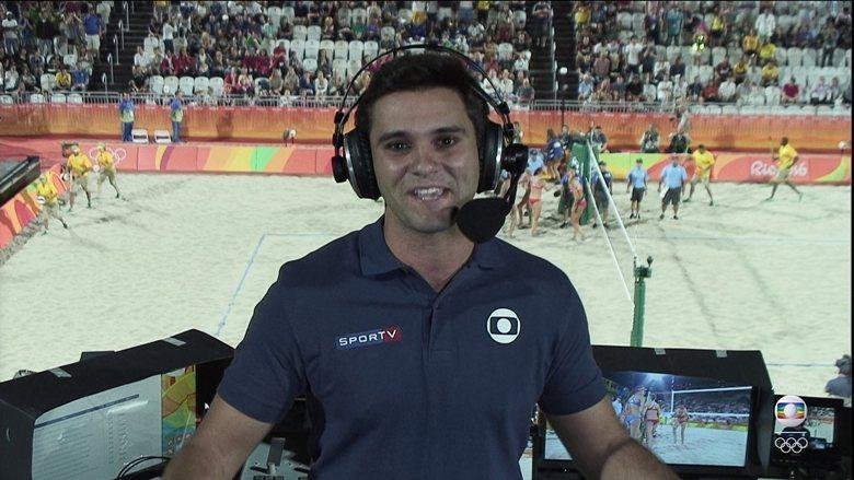 Guilherme Marques - SporTV/Globo (Repórter)Perfil:Guilherme tinha 28 anos. Ele foi estagiário do programa Globo Esporte e se tornou produtor e repórter esportivo da emissora. Nascido no Rio de Janeiro, Guilherme cobria os principais clubes de futebol do carioca. Em 2016, se destacou nas coberturas dos jogos de vôlei de praia