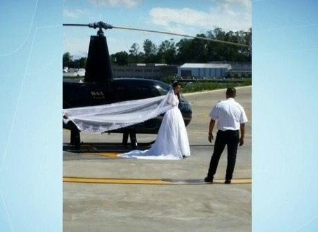 Queda de helicóptero pode ter sido provocada por mau tempo. Assista!
