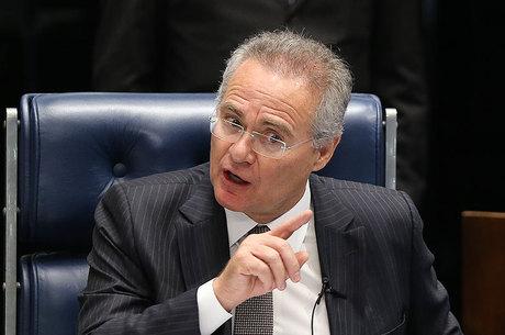 Resultado de imagem para Senado decide não cumprir liminar e mantém Renan Calheiros na presidência da Cas