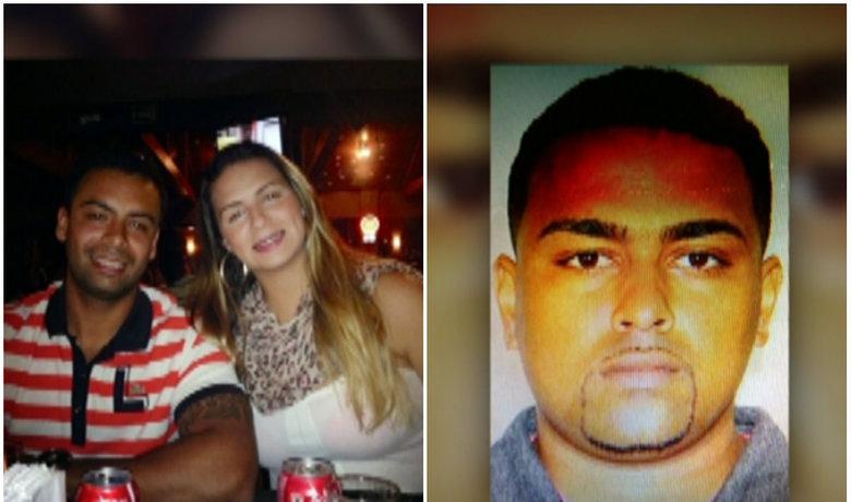 A polícia faz buscas pela mulher suspeita de planejar a morte do ex-marido em Niterói, região metropolitana do Rio. Segundo as investigações, ela e o amante simularam um assalto para executar a vítima e ficar com o seguro de vida do companheiro. De acordo com as investigações, seis meses antes de morrer, a vítima tinha feito dois seguros que somavam o valor de R$ 2 milhões e a esposa era a beneficiária. Nesta quarta-feira (7), agentes da DH (Delegacia de Homicídios) foram a Cabo Frio, Região dos Lagos, após uma denúncia que informava que Rafaella Damas Ribeiro dos Santos, 29 anos,estava escondida na casa de praia da família. A mulher não foi encontrada.Assista à reportagem