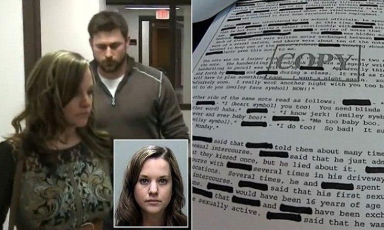 A polícia confirmou que o telefone do garoto tinha conecção automática com o WiFi do motel. Funcionários do local disseram que Sara pagou pelo quarto em dinheiro